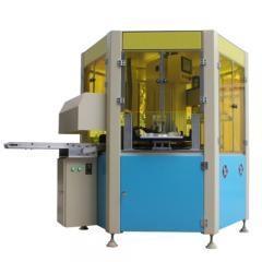 Automatic Ruler Screen Printer 3 Color
