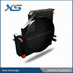 agriculture and forest machinery cooler
