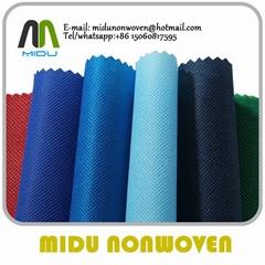 biodegradable non woven fabric pp spunbond non-woven tnt nonwoven fabric