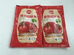 70g of sachet tomato paste for 28-30%