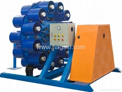 CE ISO Optcal fiber cable Aramid Yarn Stranding Device Aramid Stranding Machine