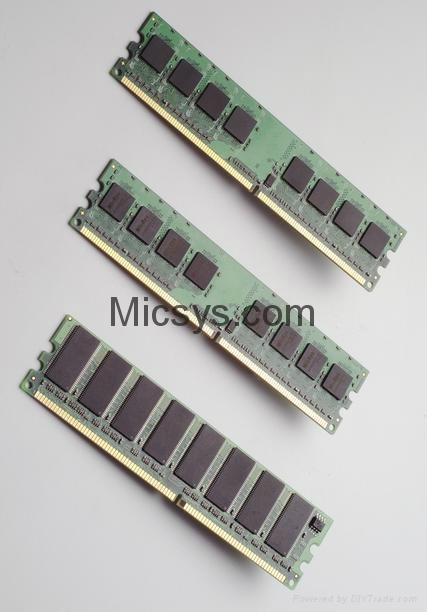 Taiwan Hot Selling DDR2 2GB 667MHz 800MHz PC Ram Modules for Desktop Laptop 1