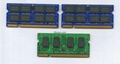 Taiwan Hot Selling DDR2 2GB 667MHz 800MHz PC Ram Modules for Desktop Laptop 2