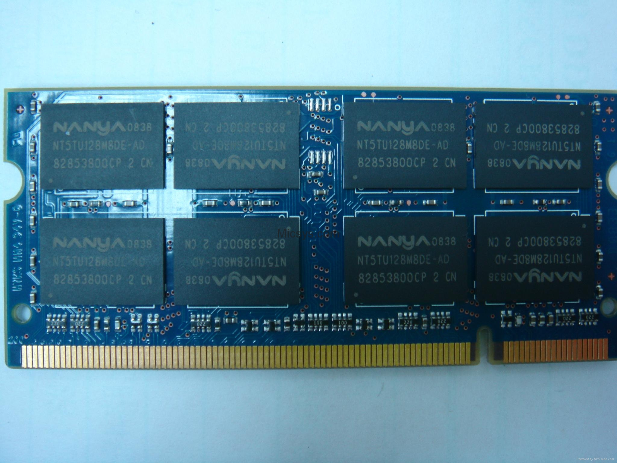 Taiwan Hot Selling DDR2 2GB 667MHz 800MHz PC Ram Modules for Desktop Laptop 4