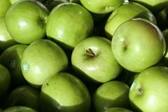 FloraCraft SimpleStyle 15-Piece Mini Decorative Fruit, Red Apple
