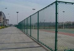 天津足球圍網安裝施工