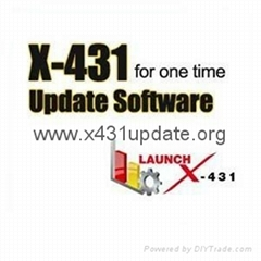 Launch X431 Update Software for Diagun  Master GX3  Heavy Duty