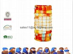 Custom Promotional Outdoor Scarf Winter Bandana