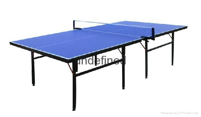 永福县家用折叠式乒乓球台 3
