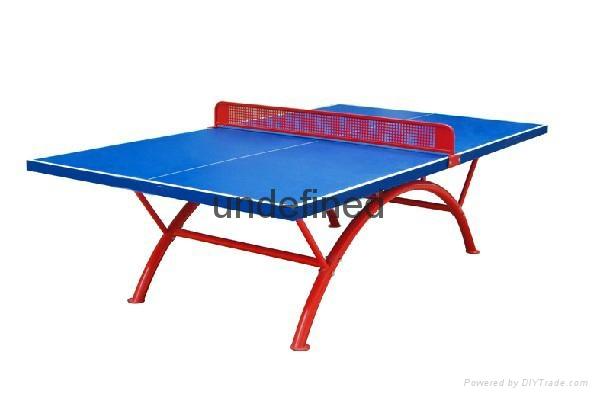 永福县家用折叠式乒乓球台 2