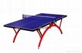 永福縣家用折疊式乒乓球台 1