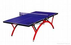 永福縣家用折疊式乒乓球台