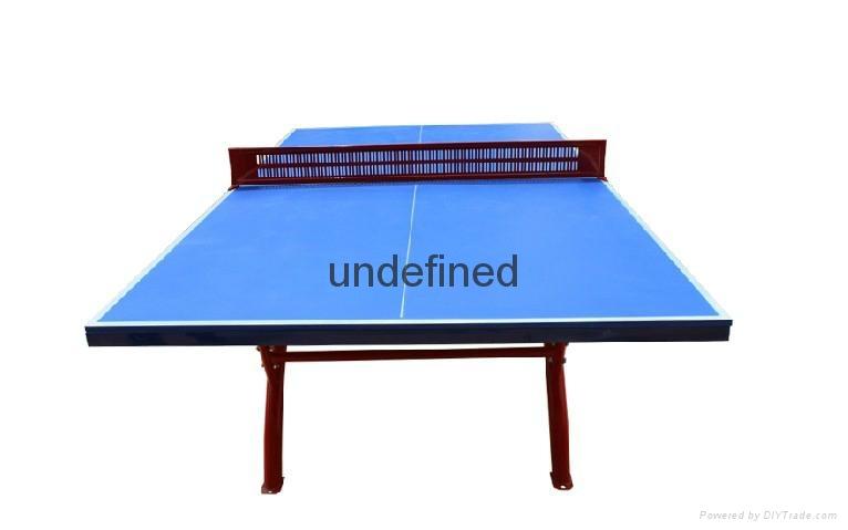 永福县家用折叠式乒乓球台 4