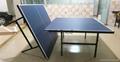 永福县家用折叠式乒乓球台 5