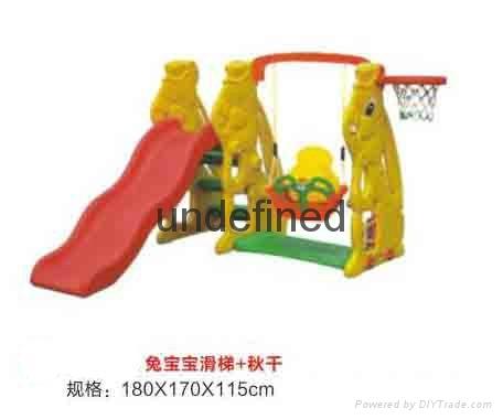 儿童滑梯批发 4