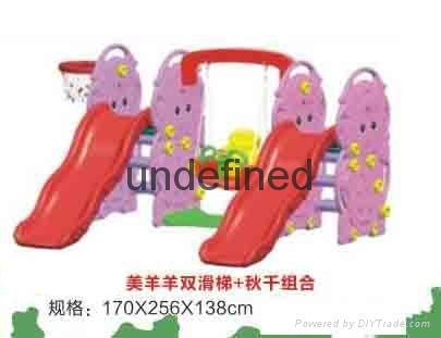 儿童滑梯批发 3