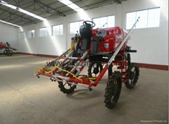 spraying machine for agricultural