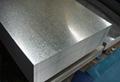 0.125-0.8mm Galvanized Opened Plate GI