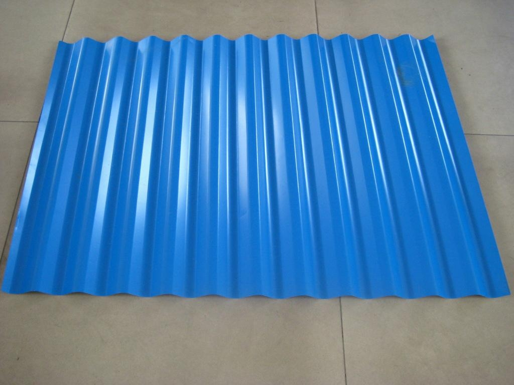 Building Roofing Tile color steel tile With Various RAL 5