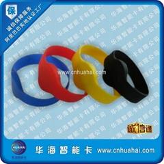 RFID硅膠腕帶