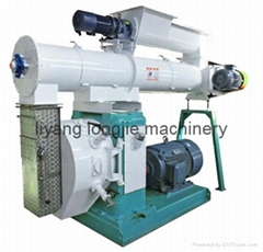 CE approved fish pellet feed machine