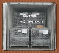 倉儲籠可折疊金屬材質質量保証