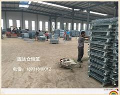 折疊式倉儲籠
