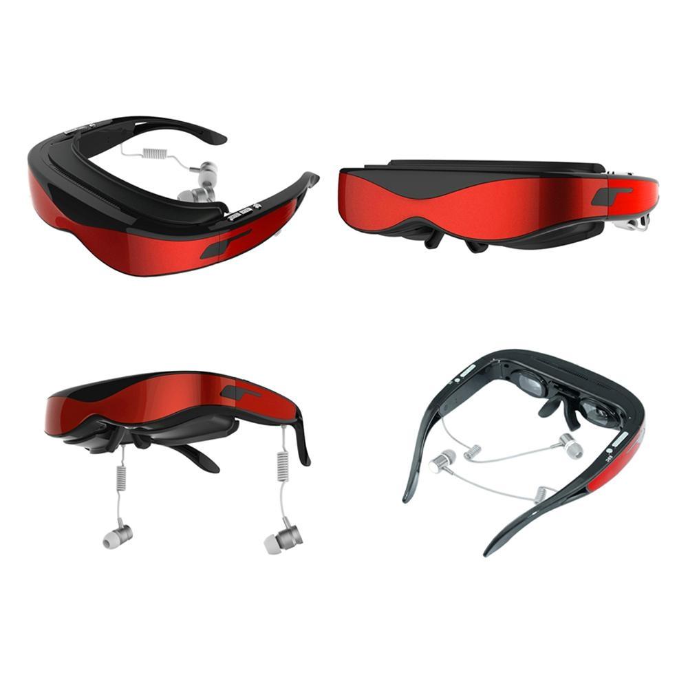 智能3D 視頻眼鏡 2