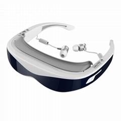 98英吋智能3D 視頻眼鏡