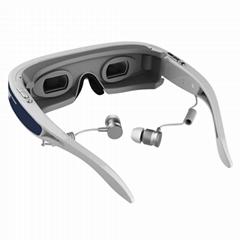 虛擬3D 視頻眼鏡