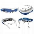 虚拟3D 视频眼镜 4