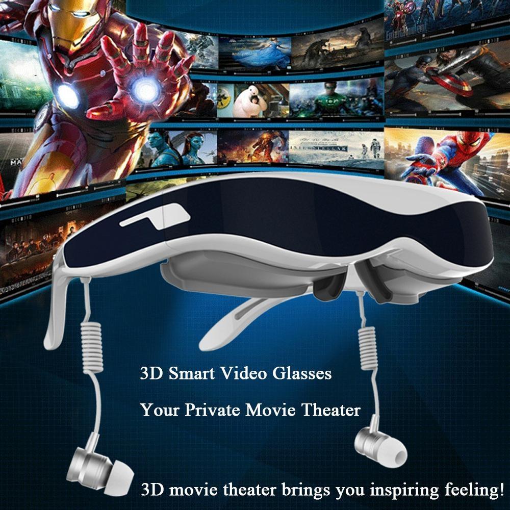 虚拟3D 视频眼镜 5