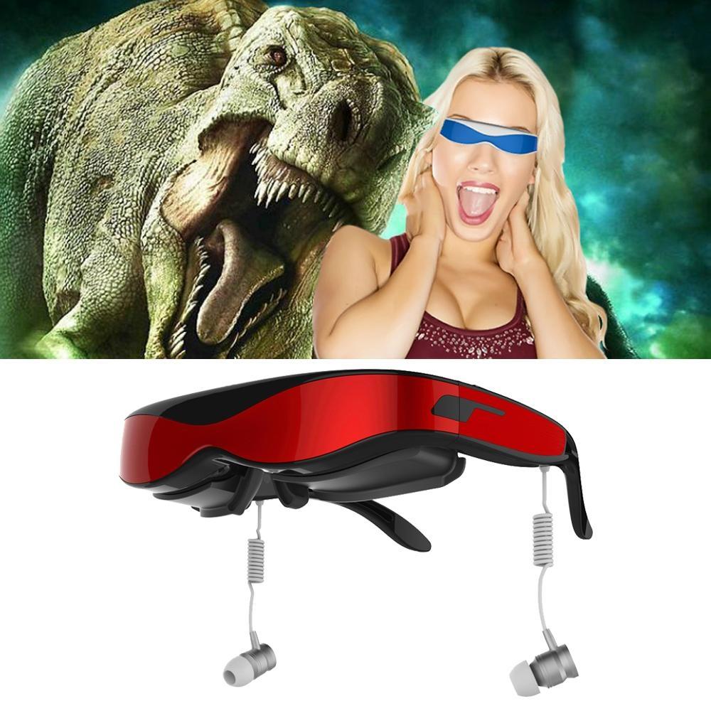 智能虚拟3D 视频眼镜 3