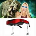 高清智能虚拟3D 视频眼镜 2