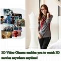 智能高清虛擬3D 視頻眼鏡 2