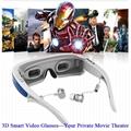 智能高清虛擬3D 視頻眼鏡 4