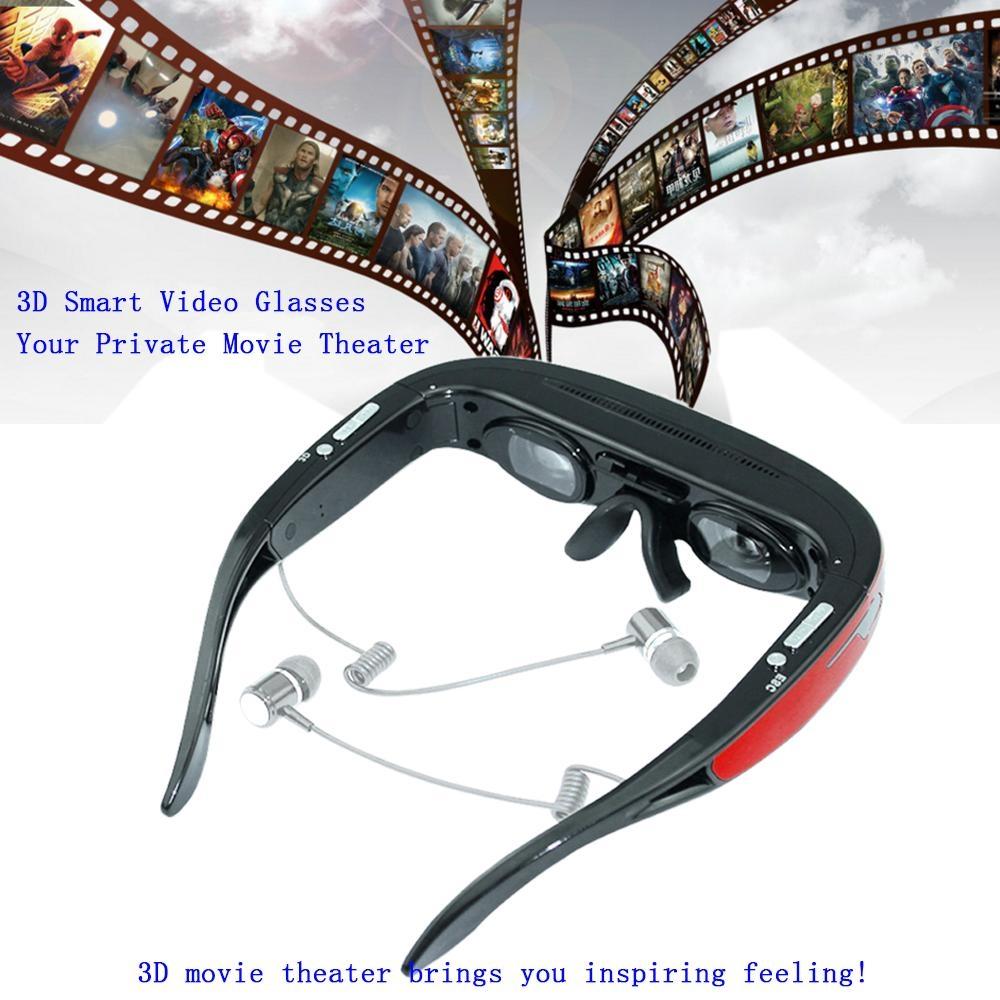 98英吋智能虛擬3D 視頻眼鏡 2