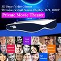 98英寸智能虚拟3D 视频眼镜 4