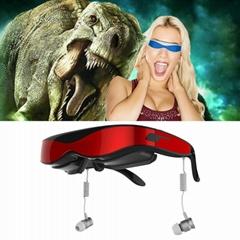 98英吋高清智能虛擬3D 視頻眼鏡