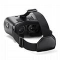 虛擬現實VR頭戴式3D視頻眼鏡