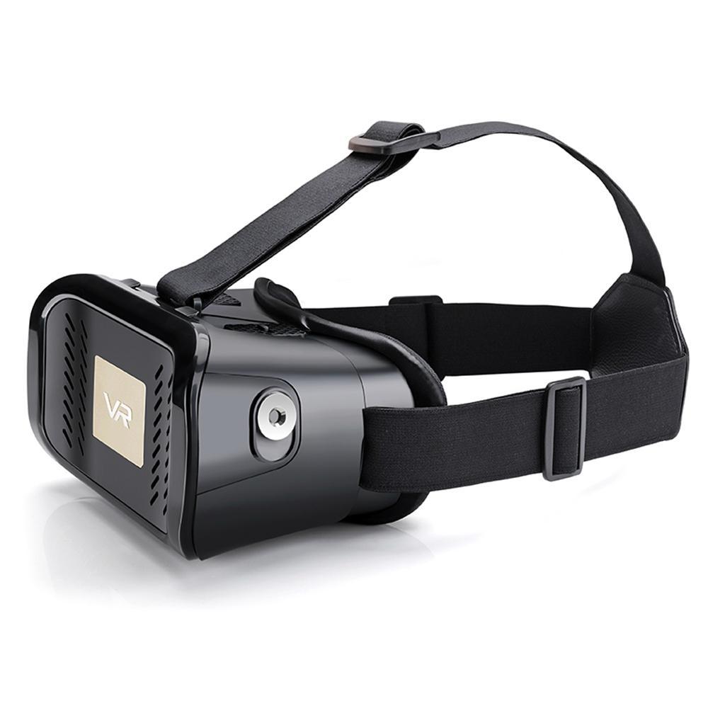 智能手机用塑料VR盒子虚拟现实头戴式3D视频眼镜 5