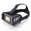 智能手機用塑料VR盒子虛擬現實