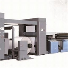 Medium Web Flexo Printing Machine