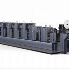 320mm Intermittent Printing Machine
