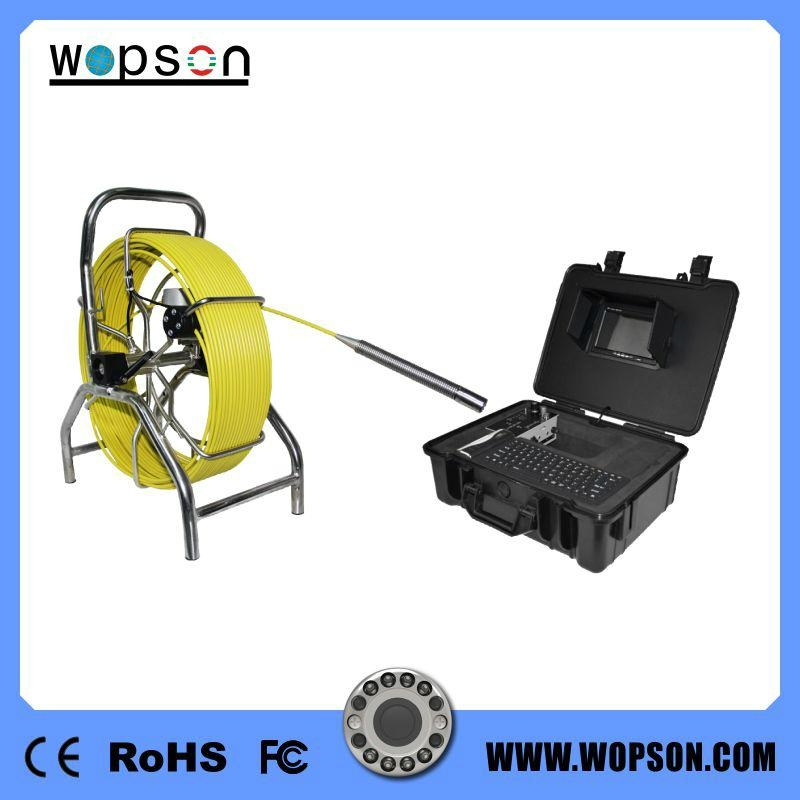 Drain/pipe/sewer industrial video inspection endoscope 1