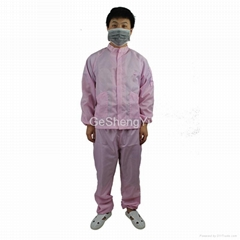 Unisex Lightweight Electronics Factory Anti-Static Workwear Size XL
