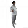 New Design Man Women Comfotable Electronics Factory Safety Clothing 2