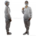 New Design Man Women Comfotable Electronics Factory Safety Clothing 5
