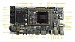 飛思卡爾 ARM 架構的嵌入式主板