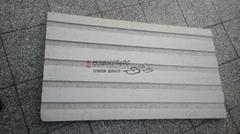 促销带燕尾槽的保温板